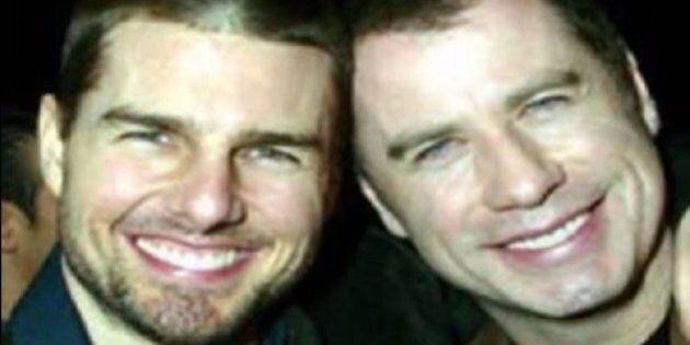 Tom Cruise e John Travolta,