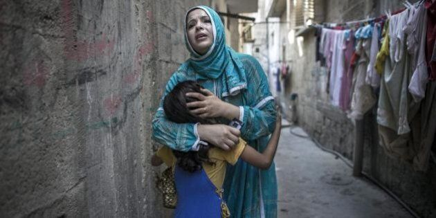 Guerra Gaza, Israele intensifica i raid. Marwan Barghouti dal carcere: