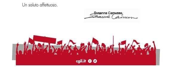 Lavoro, dignità, uguaglianza le parole d'ordine della manifestazione del 25 ottobre a
