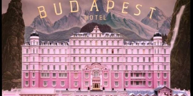 The Grand Budapest Hotel. L'albergo immaginario di Wes Anderson è recensito su