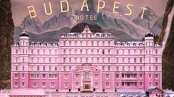 The Grand Budapest Hotel recensito su