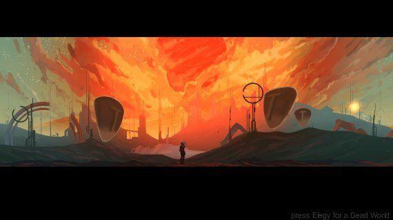 Elegy for a Dead World, il videogame che trasforma il gioco in poesia attraverso i mondi di Shelley,...