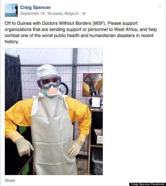 Ebola, a New York primo caso di contagio. Craig Spencer, medico tornato dalla Guinea, positivo al test