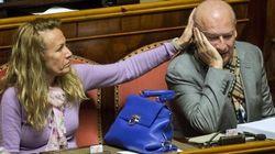 La coppia Bondi-Repetti dice addio a Silvio