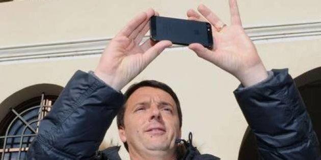 Renzi, più di 365 giorni di black out su