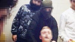 Fingono una decapitazione Isis nella palestra della scuola media