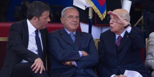 Riforma Senato, Giorgio Napolitano deluso dal cortocircuito ma non drammatizza. E parte per le