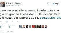 La gaffe del renziano Fanucci: