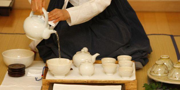 Salone del Gusto 2014, la biodiversità in Corea del Sud con i prodotti slow food: pasta di soia, tè,...