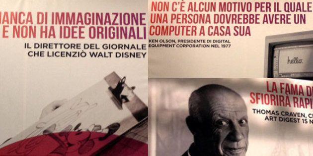 Leopolda 2014: Beatles, Walt Disney, il rock e quelle previsioni sbagliate... Tutti gli slogan contro...