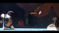 Disney lancia il teaser del nuovo corto 'Feast': statuetta in