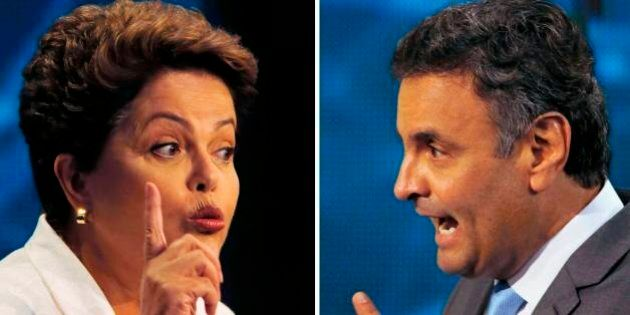 Presidenziali Brasile, Dilma Rousseff in vantaggio sullo sfidante Aecio Neves. Domenica il giorno della