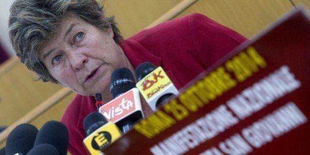 Susanna Camusso contro Matteo Renzi,