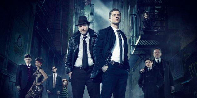 ComicCon 2014, Gotham City la serie tv sugli schermi ad autunno: la città di Batman, Gordon e Bill Finger