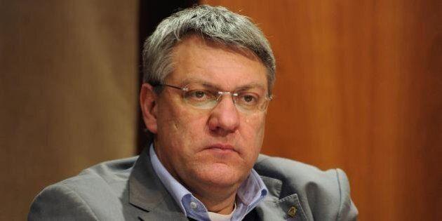 Maurizio Landini al congresso di magistratura democratica. La corrente dei giudici attacca: