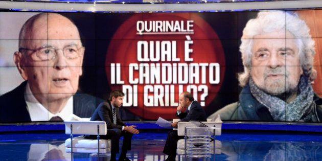 Dimissioni Napolitano: nel M5s incertezza sul metodo, buio totale sul nome. Continua il pressing Pd sui
