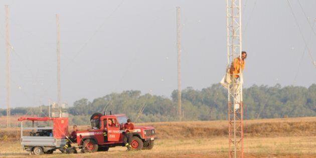 Muos, sequestrato l'impianto satellitare Usa nella riserva di Niscemi. Lo ha disposto la procura di