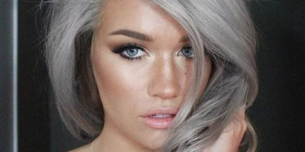 Granny Hair, la chioma argentata conquista anche le più giovani. Il grigio è più glamour che mai