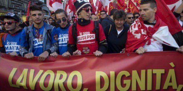 Manifestazione Cgil, Susanna Camusso dà il via ufficiale con un tweet:
