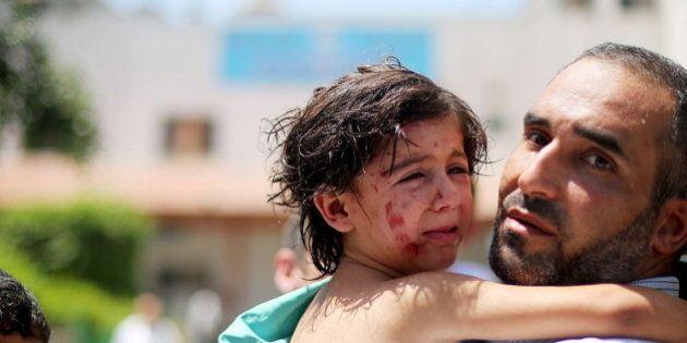 Hamas e Israele acconsentono a una tregua umanitaria di 72 ore. Oltre 1.400 le vittime palestinesi