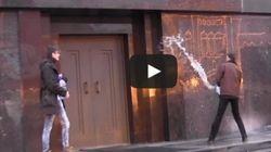 Acqua santa al mausoleo di Lenin per resuscitarlo