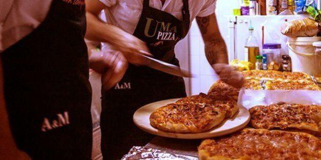 La storia di Mino e Andreas pizzaioli a domicilio a Lisbona: