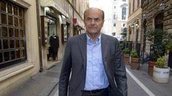 Pier Luigi Bersani, Area riformista prende le distanze dopo l'intervista a Repubblica: