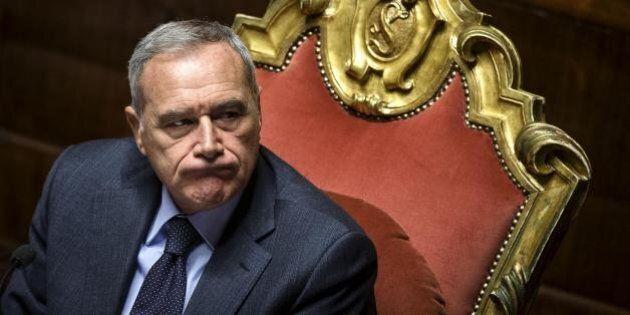 Pietro Grasso stoppa la procura di Roma sull'inchiesta sull'ostruzionismo M5s durante il voto dello 'Sblocca...