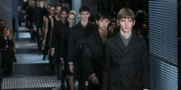 Milano moda uomo, l'eleganza ipnotica di