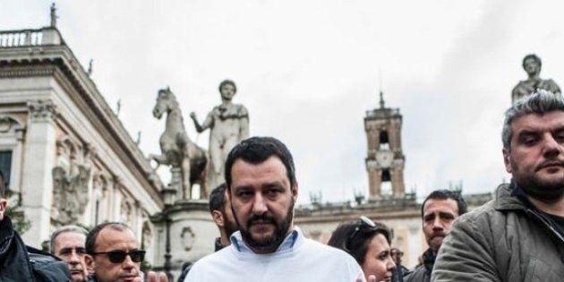 Mafia Capitale, Matteo Salvini sente