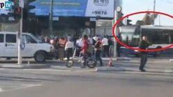 Nove pendolari accoltellati su un autobus a Tel Aviv