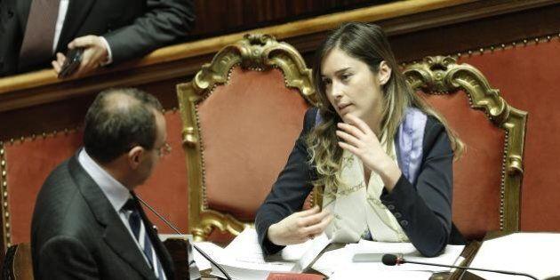Italicum, il Senato boccia l'emendamento della minoranza Pd sui nominati: 170 no, 116 sì, 5 astenuti....