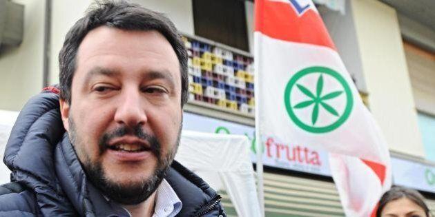 La base leghista contro Matteo Salvini per l'accordo con Forza Italia in Liguria: