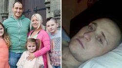 Sean McCabe, papà malato di cancro, prenota la chiesa per il funerale. Ma poi guarisce e decide di sposarsi
