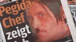 Il leader del movimento tedesco anti-Islam si traveste da Hitler