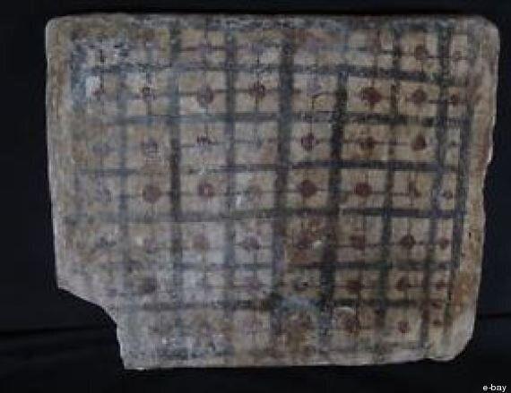eBay, affresco di Pompei in vendita a mille euro? A proporlo Archaeogallery, una galleria in Australia