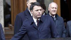 Prosegue il logoramento di Renzi e
