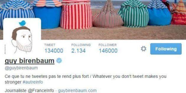 Guy Birenbaum, opinionista francese da 146mila follower: