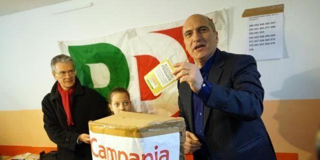 Primarie Campania, Andrea Cozzolino per ora non accetta la sconfitta. Lo sfidante evoca una lista civica...