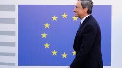 Il bazooka sul tavolo di Draghi