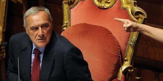 Senato: M5s, Forza Italia e il Pd. Grasso scontenta tutti i partiti. Zanda