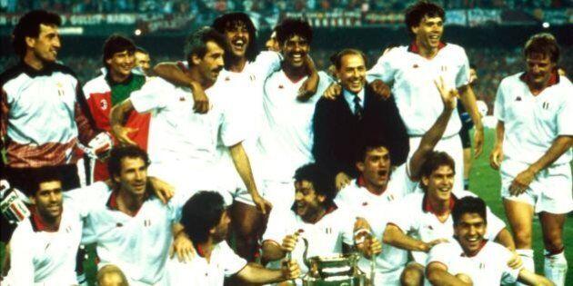 Quando Silvio Berlusconi disse ai giocatori del Milan: