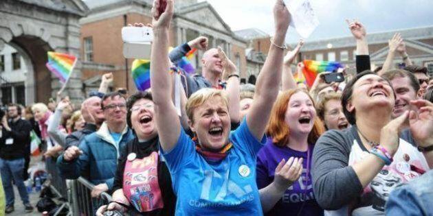 Dopo la vittoria dell'Irlanda, tutti sul carro