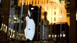 Apple ottiene il brevetto per il cubo di cristallo sulla Fifth Avenue di New York. La struttura fu disegnata da Steve Jobs