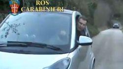 Il video dell'arresto di Massimo Carminati
