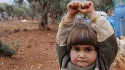 Non c'è pace per Hudea. La piccola è finita nella città presa dal Fronte