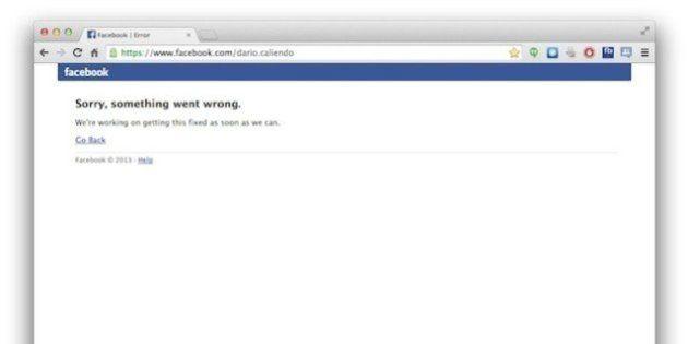 Facebook, down il social network. Black out in tutto il mondo