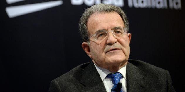 Patto del Nazareno, Romano Prodi: