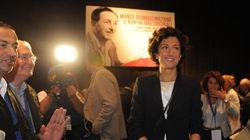 Agnese Renzi superstar alla Leopolda