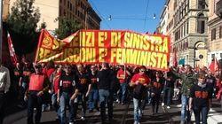 Per la Camusso il premier Renzi è come Berlusconi (FOTO,